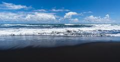 Black Sand Beach, Pololu Valley