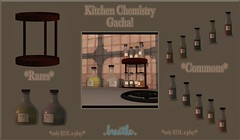 .breathe. Kitchen Chemistry Gacha!