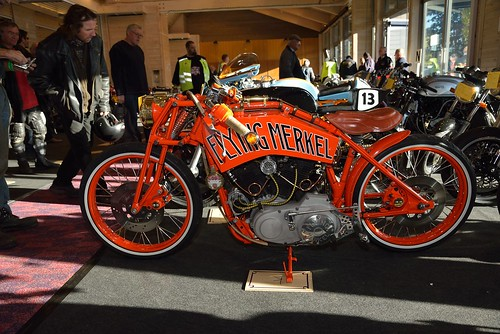 Copdock Classic Motorcycle Show 2014