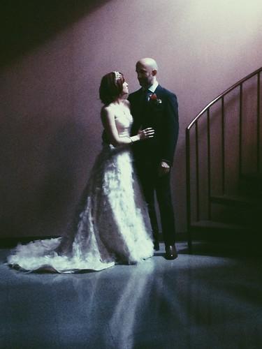 Lauren & Chandler's wedding