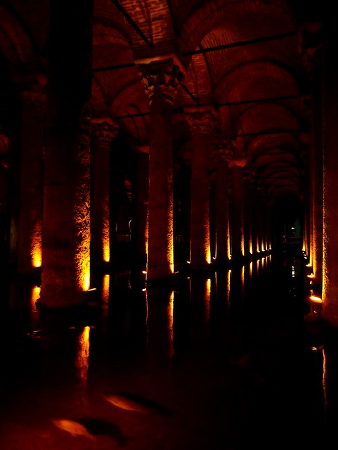 Ghosts of the Cistern