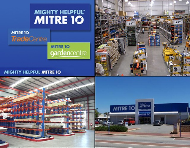 There is ongoing support for a Mitre 10-HTH merger