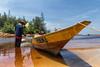 Fisherman at Kandis