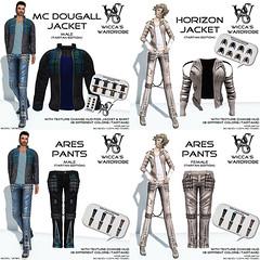 New @ Wicca\'s Wardrobe