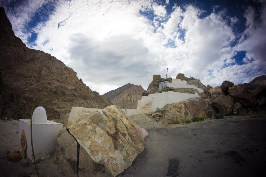 Монастырь Тангсте © Kartzon Dream - авторские путешествия, авторские туры в Индию, тревел фото, тревел видео, фототуры