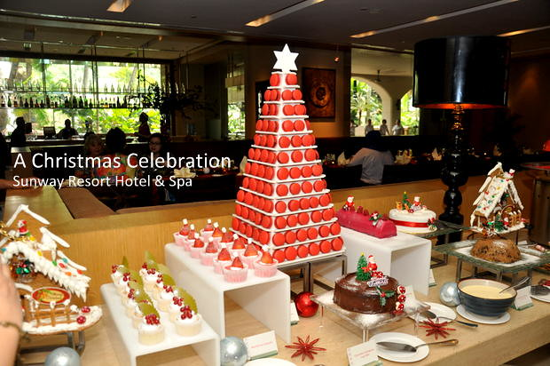 Christmas at Sunway Resort Hotel & Spa