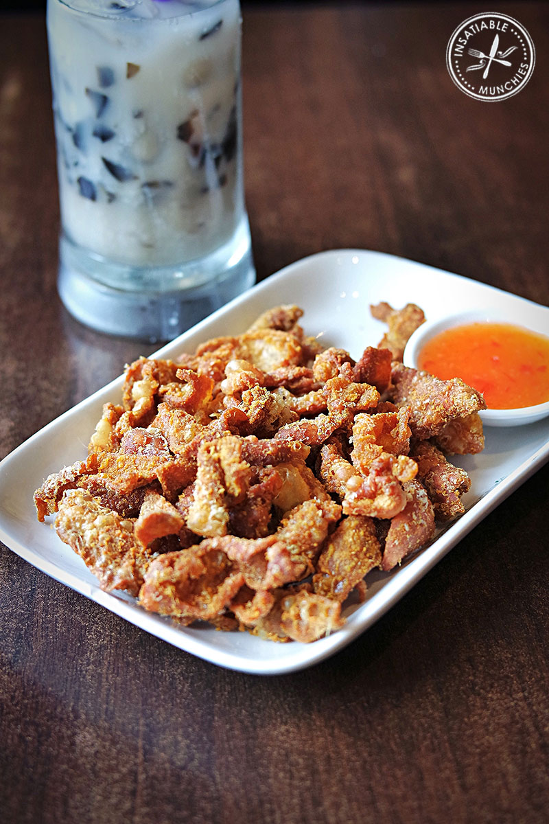Fried Chicken Skins