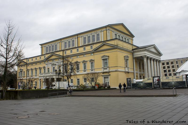 DARMSTADT - Hessisches Staatsarchiv