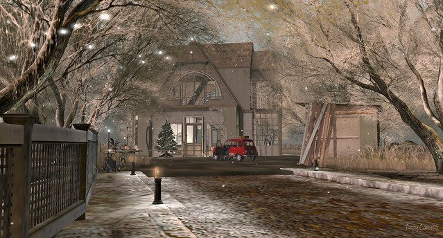 Winter at L'Arc-en-ciel by Tizzy Canucci on Flickr