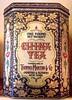 One Pound Thomas Martin China Tea Box