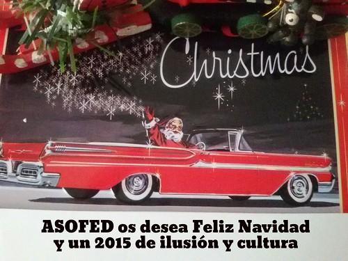 Feliz Navidad ASOFED 2015