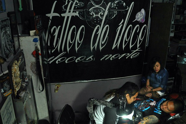 Tattoo de Iloco - Tattoo Artist Janer Santos