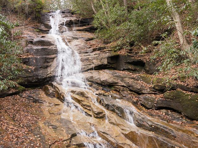Jones Gap Falls - 3