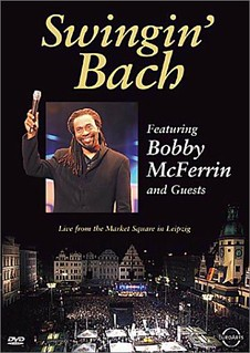 Swinging Bach DVD