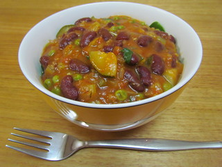 Vegetable Etouffee