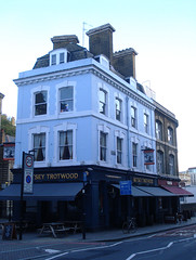 Picture of Betsey Trotwood, EC1R 3BL