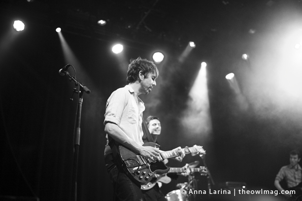 Augustana @ The Fillmore, SF 12/10/14