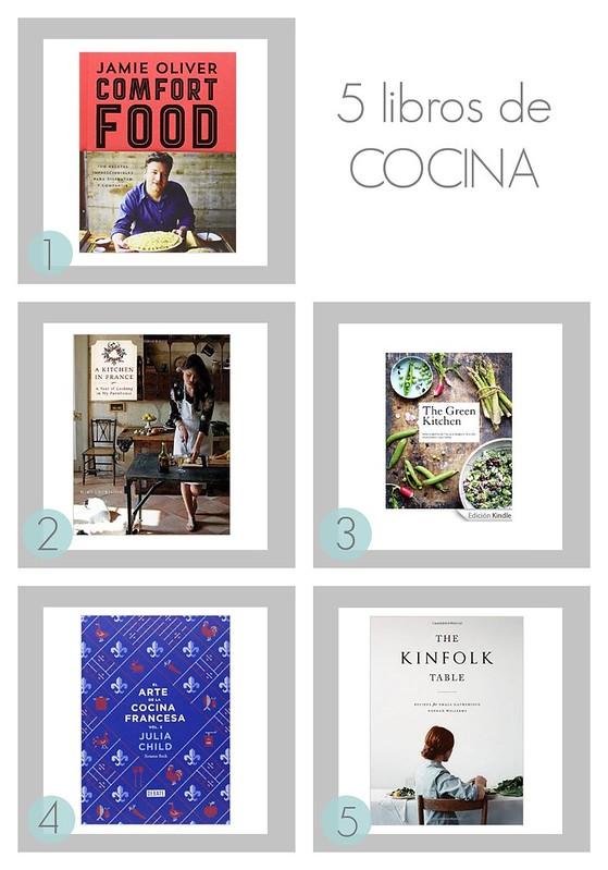 PicMonkey Collage libros cocina