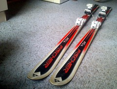 Carvingové lyže Fischer RC4 Supercarve délka 158 c - titulní fotka