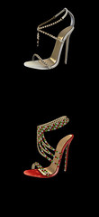 Sax Shepherd Designs for 21 Shoe December