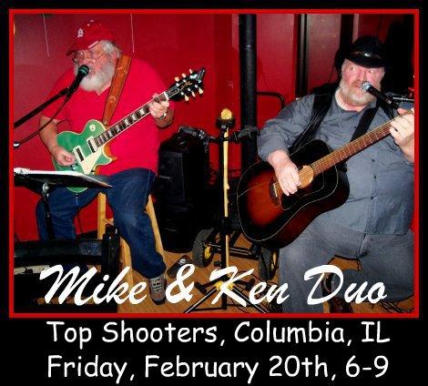 Mike & Ken Duo 2-20-15