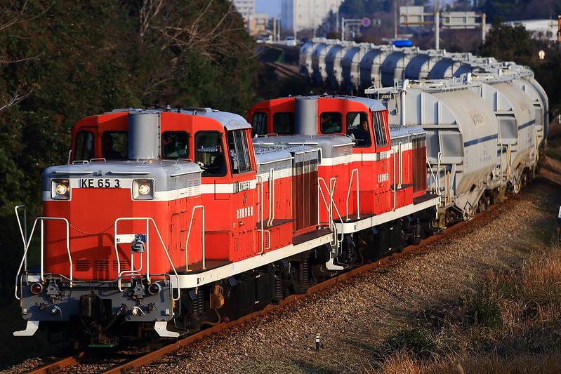 Kinuura Rinkai Railway KE65