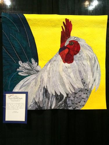 """Cock-a-Doodle-Dandy"" by Gigi Kandler of Arroyo Grande, CA"