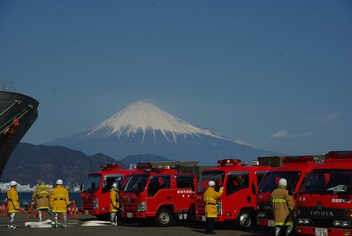 150104静岡市消防局出初式 120