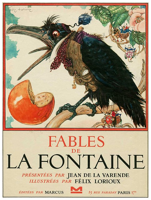 024-Fabulas de la Fontaine-ilt. Lorioux- via  animation resources