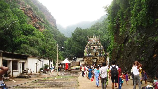 Upper Ahobilam Temple