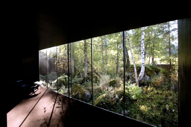 Khách sạn Juvet Landscape mộc và độc