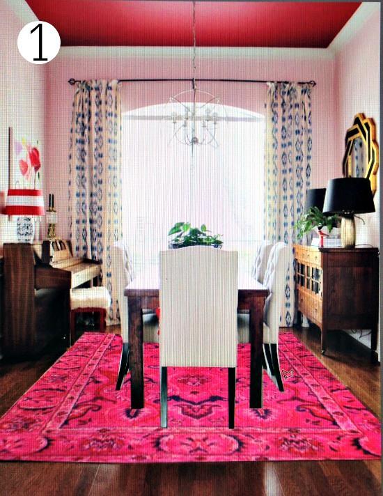 Hi Sugarplum | Dining Room Rug Options