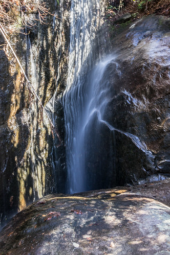 Spider Tunnel Falls - 1