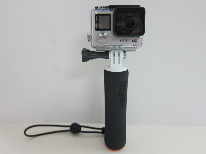 GoPro The Handler (Floating Hand Grip) - With GoPro HERO4