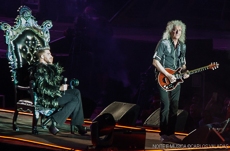 Queen + Adam Lambert - Rock in Rio Lisboa '16