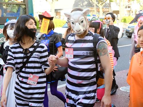 Kawasaki Halloween parade 2014 148
