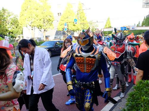 Kawasaki Halloween parade 2014 169