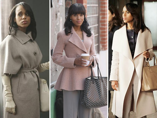 olivia pope, style, fall tv fashion