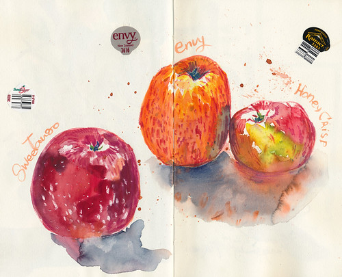 September 2014: Perfect Time For Apples