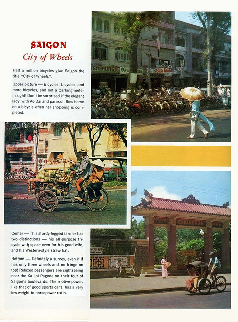 SAIGON - City of Wheels