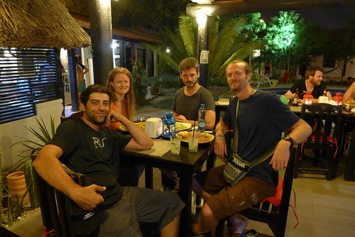 Kate's Birthday Dinner - Santa Marta - Photo by Joe Wheeler