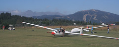 model aircraft(0.0), aerobatics(0.0), windsports(0.0), flight(0.0), monoplane(1.0), adventure(1.0), aviation(1.0), airplane(1.0), vehicle(1.0), air sports(1.0), light aircraft(1.0), glider(1.0), gliding(1.0), general aviation(1.0), motor glider(1.0), ultralight aviation(1.0),