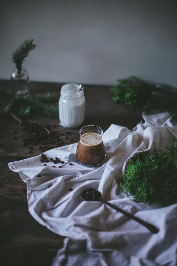 Coconut Spice Latte by Eva Kosmas Flores | Adventures in Cooking