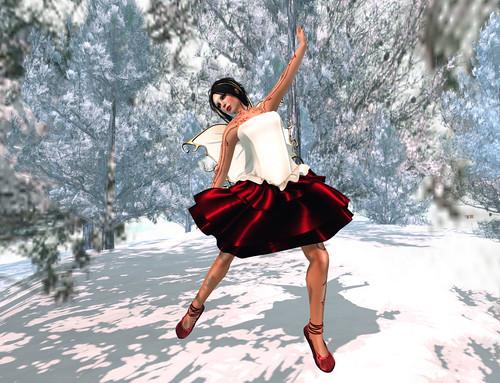 Holly Berry Fairy