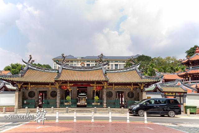Thian Hock Keng - Hokkien Temple