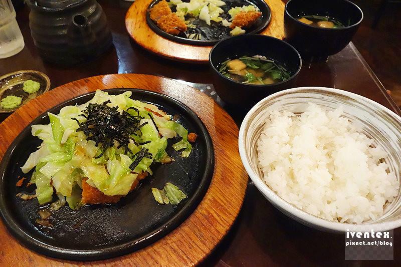 20刀口力日本東京新宿すずやSUZUYA日式炸豬排茶泡飯