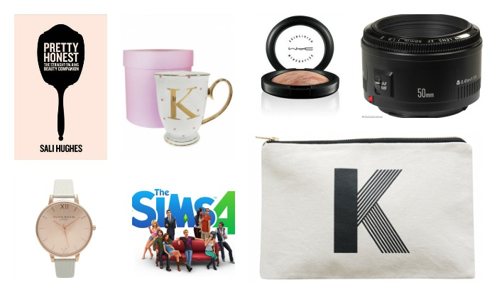 Christmas Wishlist 2014: kateemmaloves