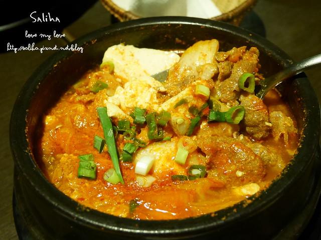 台北東區韓式料理韓式小菜吃到飽涓豆腐 (4)