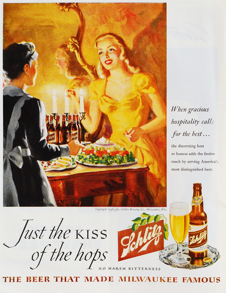 Schlitz-1946-candlelight