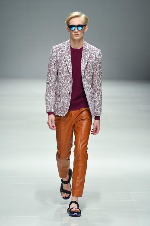 Carol Sapinski3029_SS15 Tokyo MR.GENTLEMAN(Fashion Press)